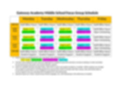 MS Learning Group Schedule Parents-Stude