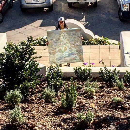 art delivery hanuman gardens  ashram Retreat - Ojai, Ca