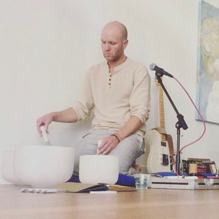 art and music, NOW yoga studio- portland, oregon