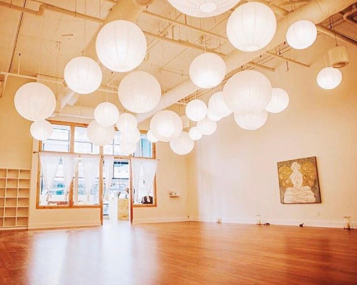 NONOW YOGA  Studio - Portland Or