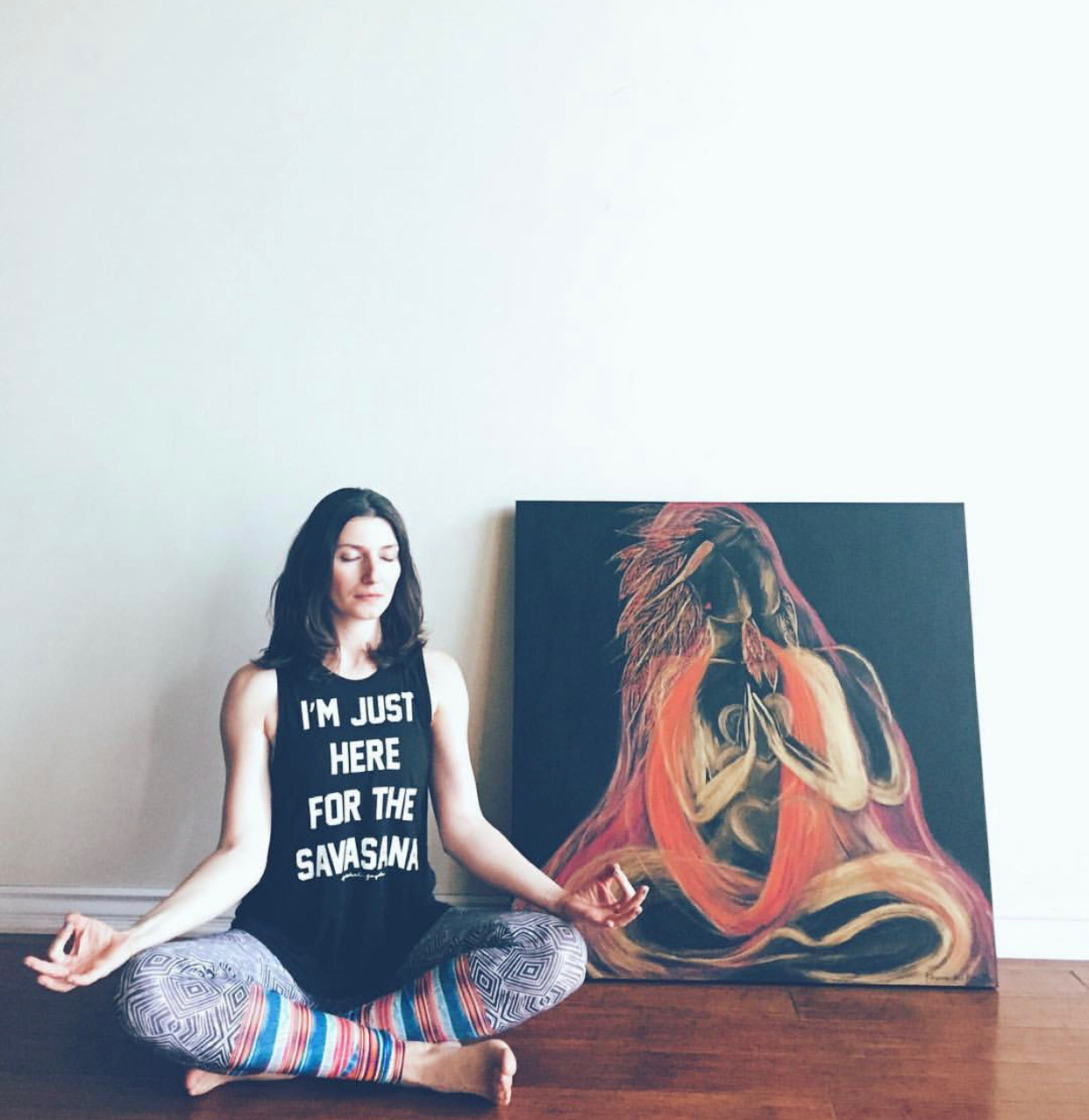 Spirit in Union with yogini Visnja