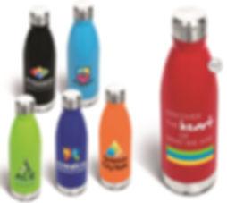 omega drinking bottle, water bottle, drinking bottle, branded bottle