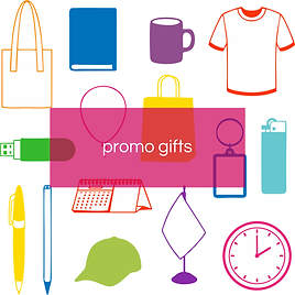 promo gifts catalogue, branded gifts catalogue