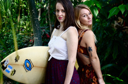 Duo surf