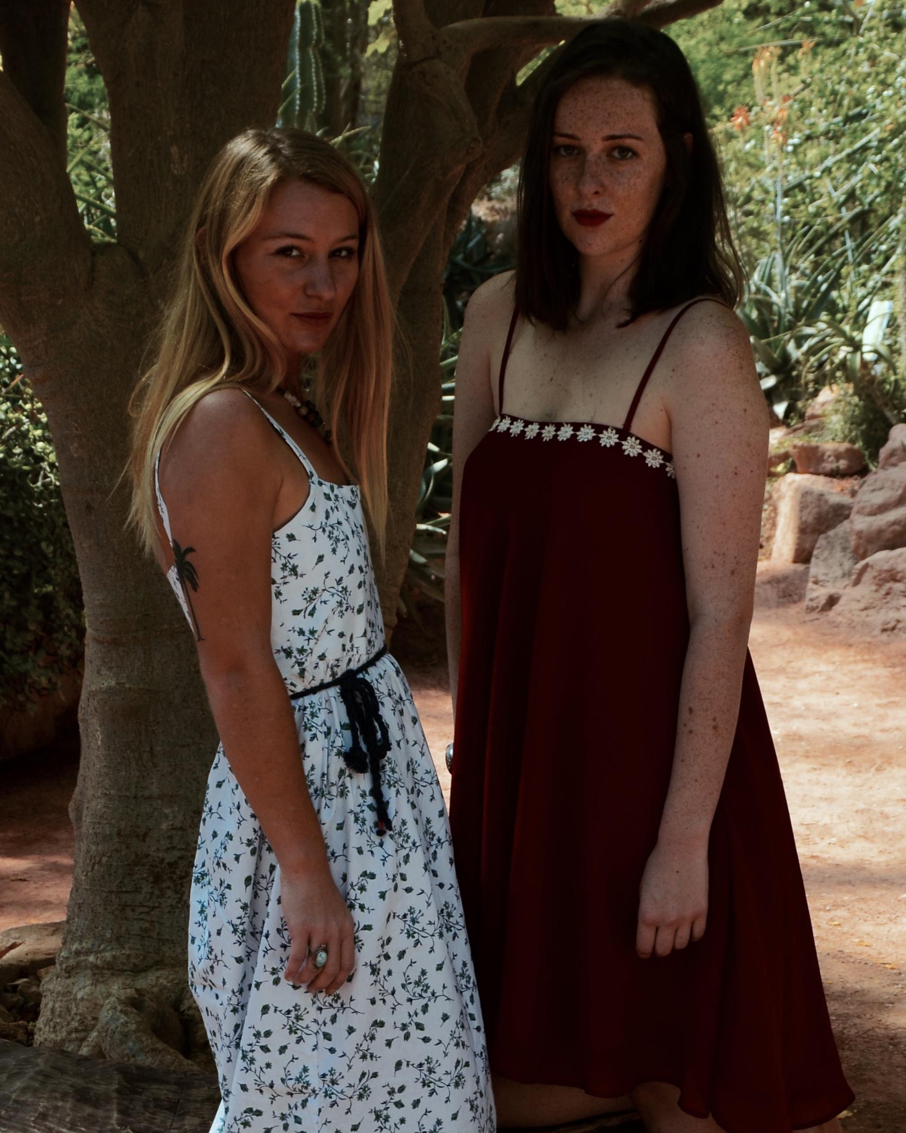 Duo de robes