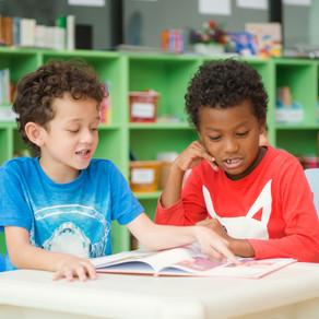 O valor da EBD para as crianças