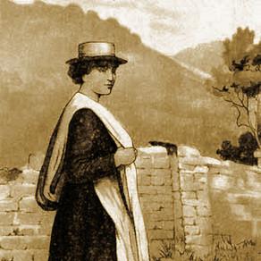 MARY JONES – A garota galesa que caminhou 40km para comprar uma bíblia