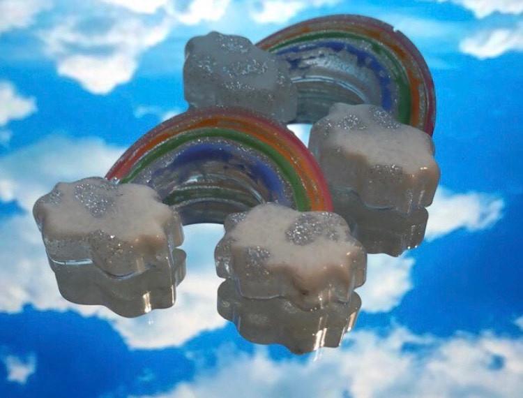 rainbow pride resin pins