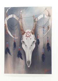 """""""The Ritual"""" Print, 5x7"""""""
