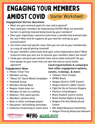 Engaging Your Members Amidst COVID Hando