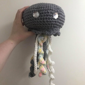 Moonstone Jellyfish