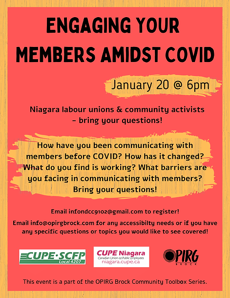 CUPE-OPIRG event Poster.png