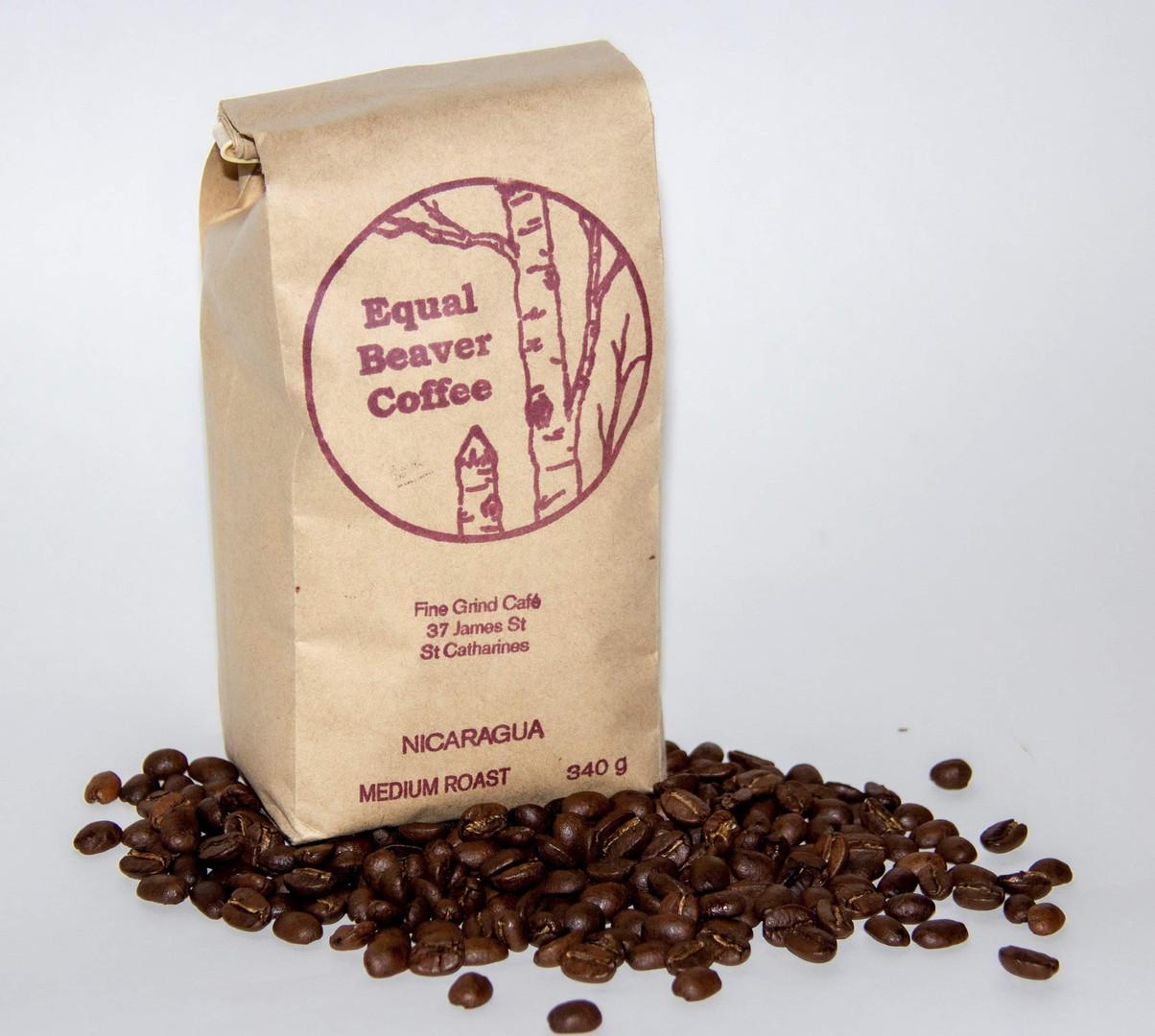 Equal Beaver Coffee Beans