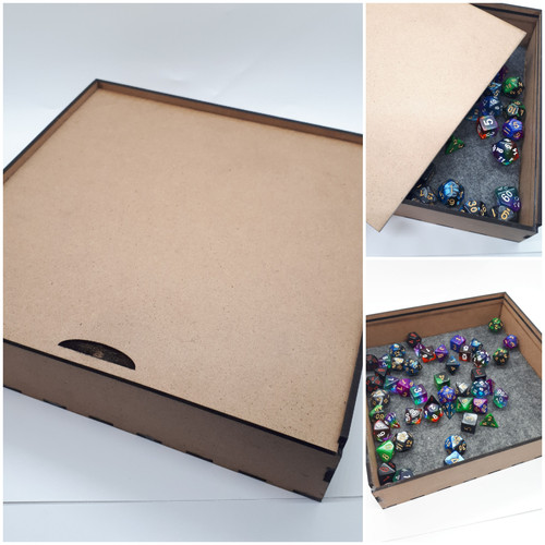 Dice box [custom order only]