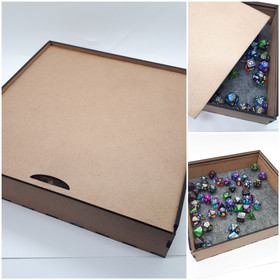 Dice box [custom order only]