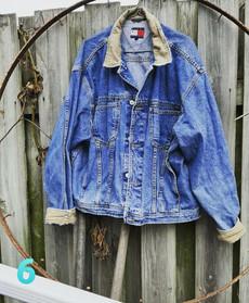 Vintage Denim Tommy Hilfiger Jacket
