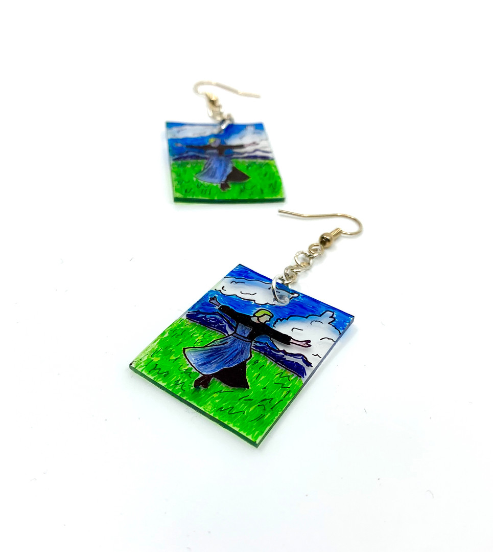Hills are Alive 🎶 Earrings