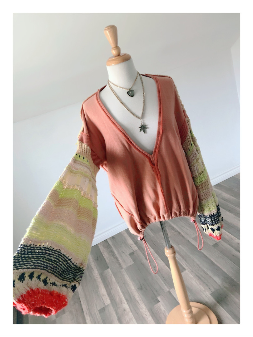 Vintage Christina Sweater