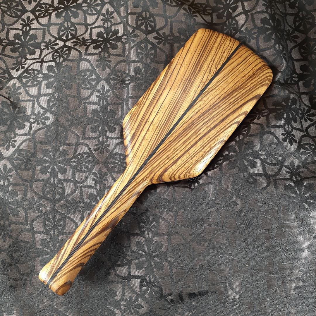 ZEBRA (spanking paddle)