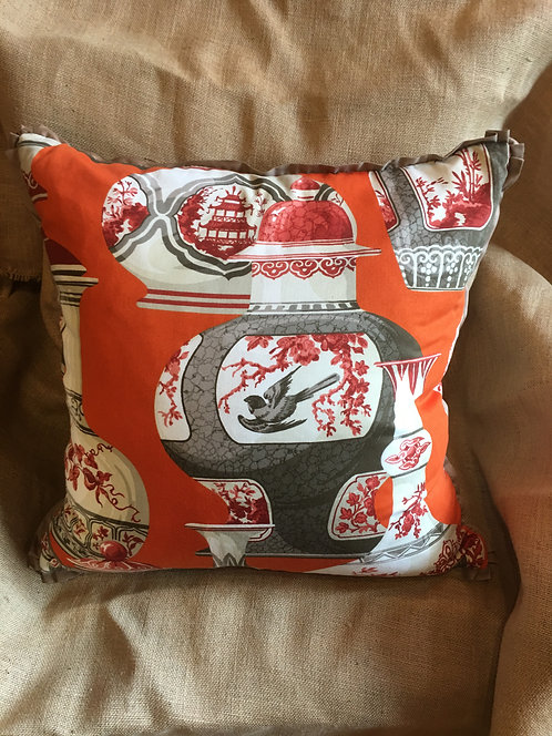 Signature Fabric GingerJar Pillow