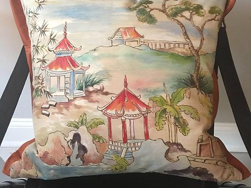 Pagoda Pillow