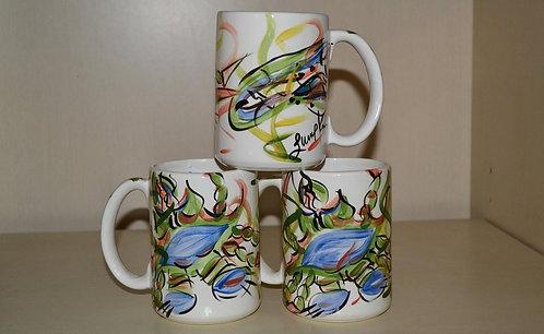 Claws Mugs