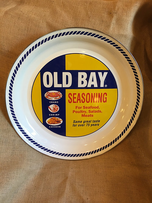 Old Bay Medium Tray