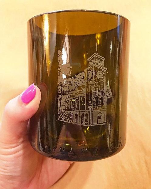 Georgetown Clocktower Glasses