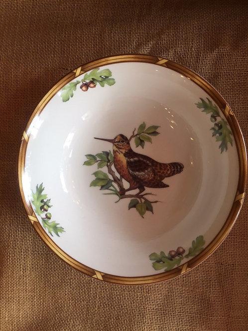 Woodcock Serve Bowl