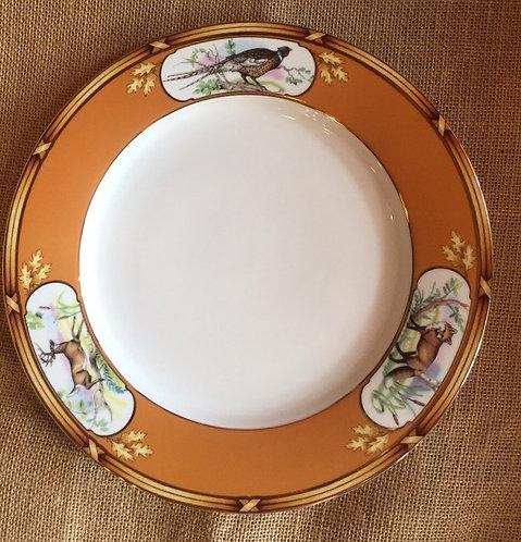 Plain Dinner Plate