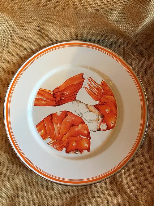 Shrimp Dinner Plate