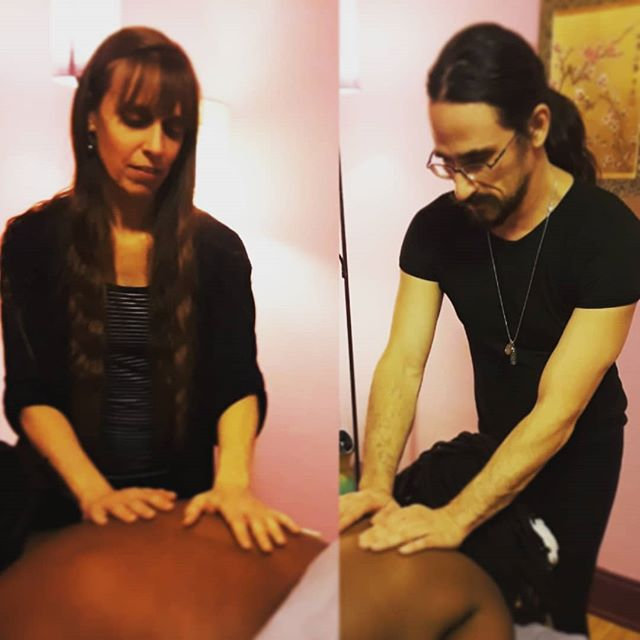 4 hands Massage/Energy Work