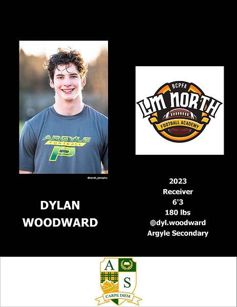 Dylan Woodward Hudl
