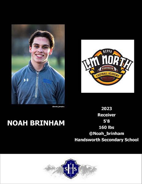 Noah Brinham YouTube