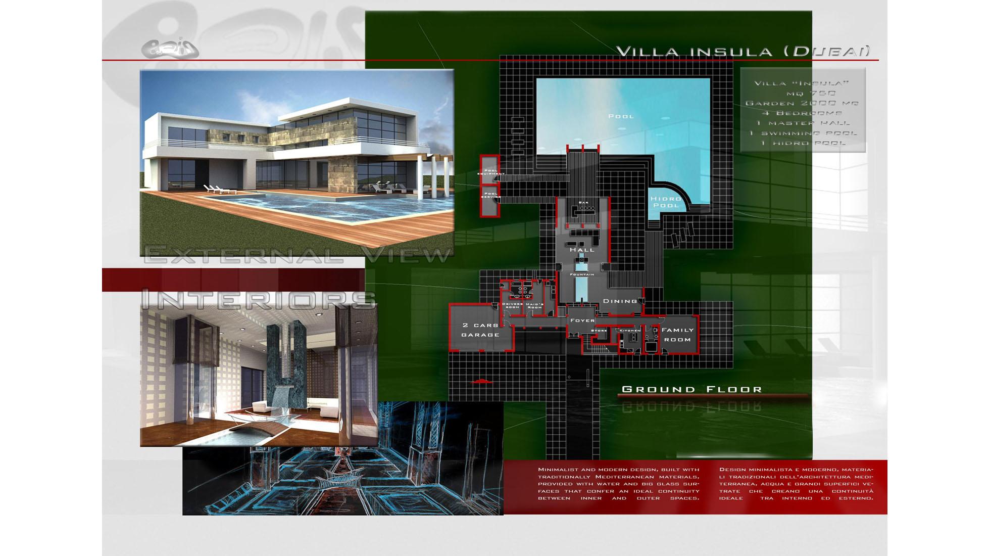 Villas Concepts