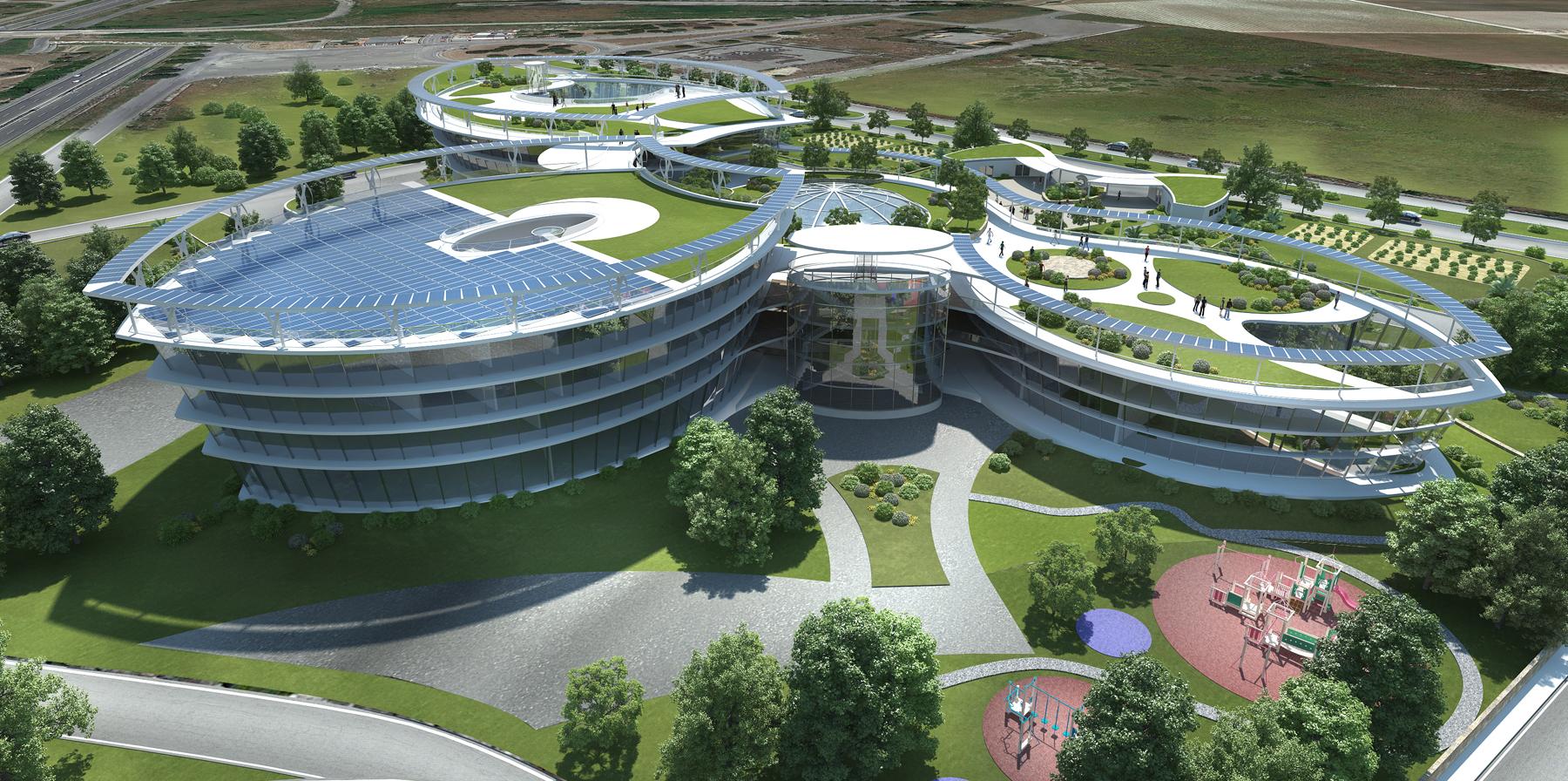 HQ Campus