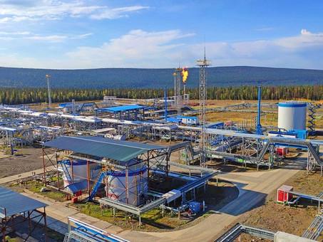Строительство газопровода Сила Сибири!