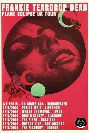 frankie teardrop dead tour 2019 FREIDAS.