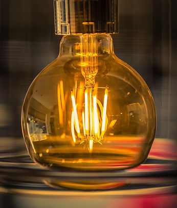 Lightbulb, Vintage, LED | Independent Cafe Ilkley