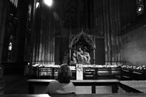 Lady in  the Cathedral - Germany '16.jpg