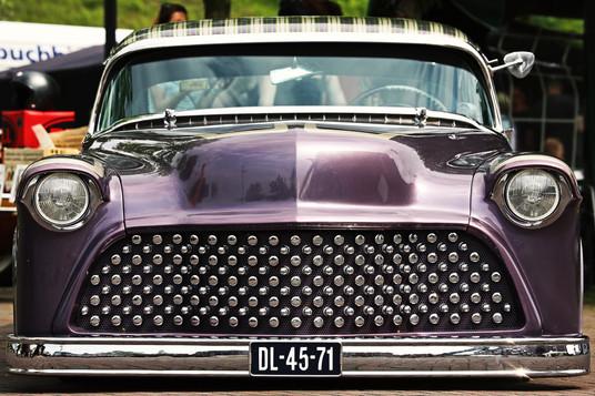 Purple Haze - Kustom Kulture Forever '16