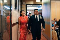 Veronica and Mat's Wedding - Photoshop -