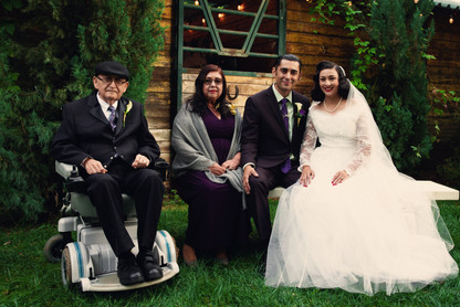 Lilly and Anthony's Wedding - Two Farms
