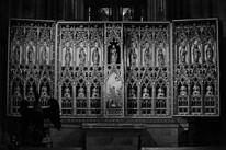Shrine - Inside - Koln Cathedral - Germa
