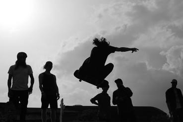 Skate Sesh - Kustom Kulture Forever '16.