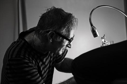 Freddy Corbin - Temple Tattoo - Oakland