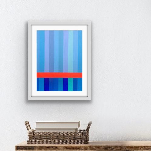 Sea Skies - Limited Edition Print