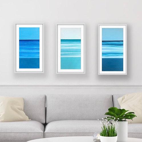 Flocean Favorites Print Triptych