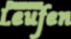 Dessous Leufen Logo