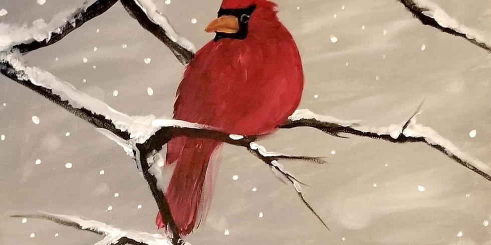 January Paint Night at Union City BBQ